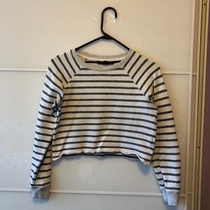 TOPSHOP Petit Cropped Sweater